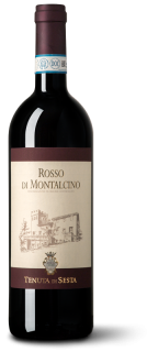Rosso di Montalcino doc (Tenuta di Sesta)